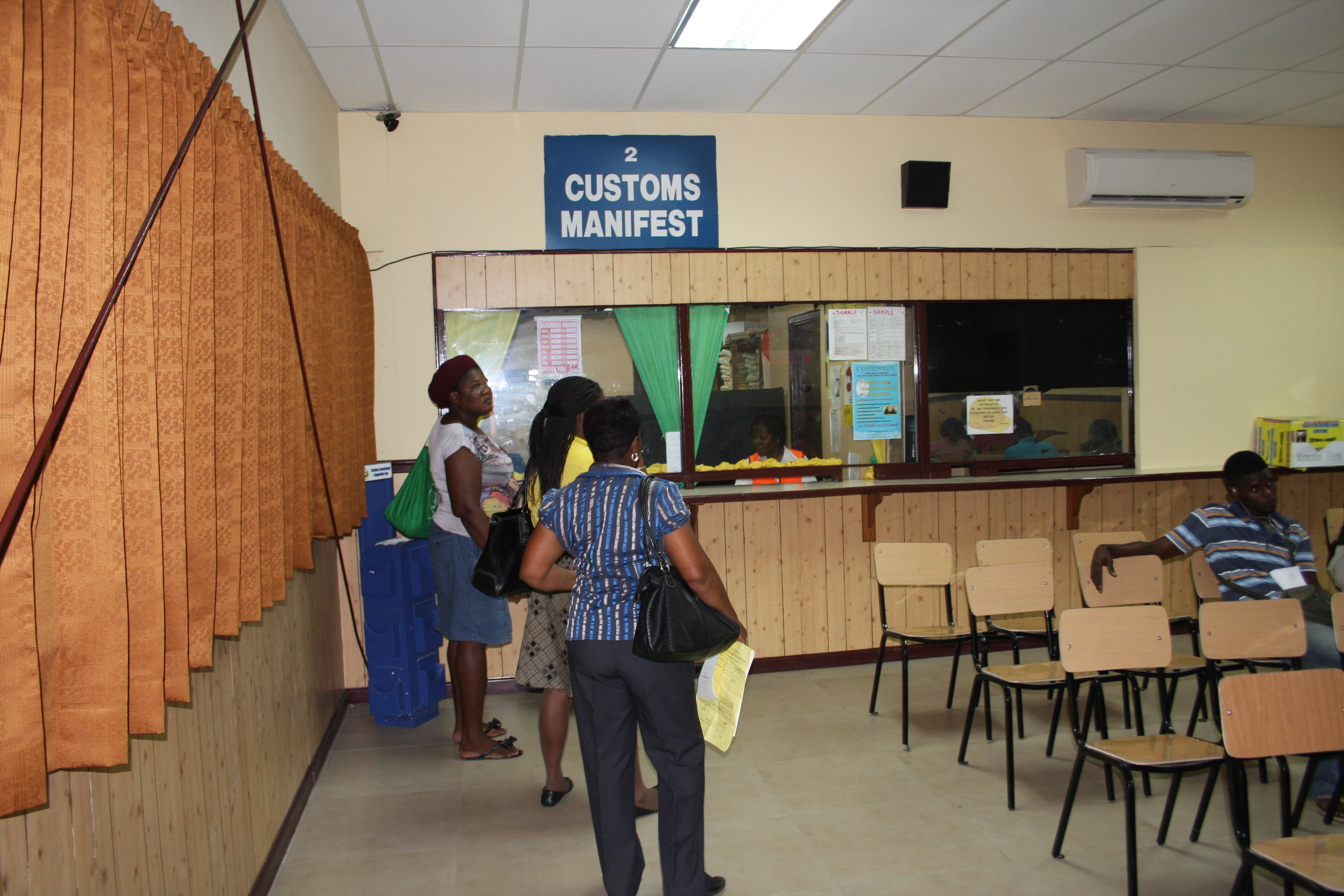 Customs Clearance Center5